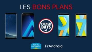 French Days : les meilleures offres Rue du Commerce en smartphones Samsung et Honor, TV 4K et enceintes portables