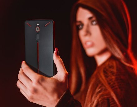 ZTE Nubia Red Magic : un smartphone de jeux...