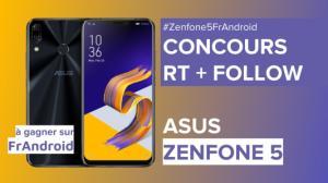 Concours #Zenfone5FrAndroid : suivez notre live YouTube et tentez de remporter un Zenfone 5