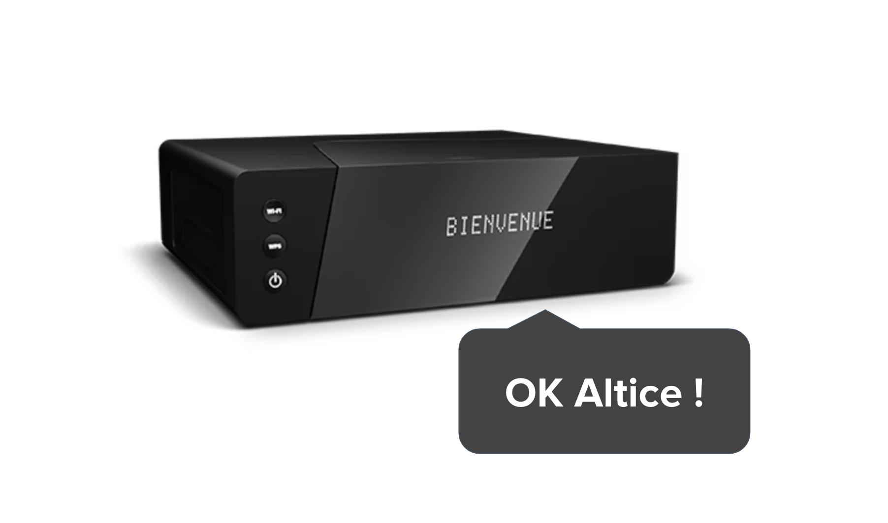 « OK Altice » : SFR s'apprête à lancer un assistant vocal sur sa box TV