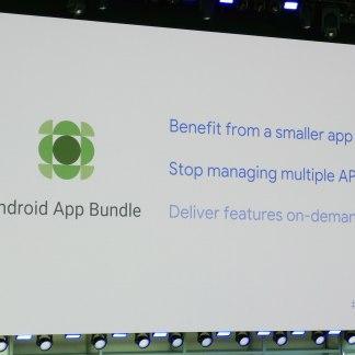 Comment Google veut réduire la taille des applications
