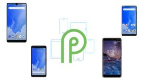 Android P Beta disponible sur 12 smartphones chez Sony, OnePlus, Xiaomi, Nokia et Essential