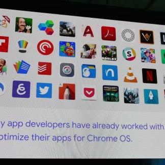 Quelles nouveautés pour les applications Android sur Chrome OS ?