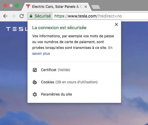 Google Chrome 69 : les sites sécurisés seront la norme