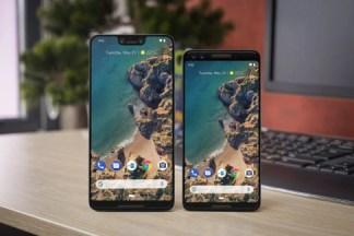 Google Pixel 3 et 3 XL : des écrans toujours plus grands