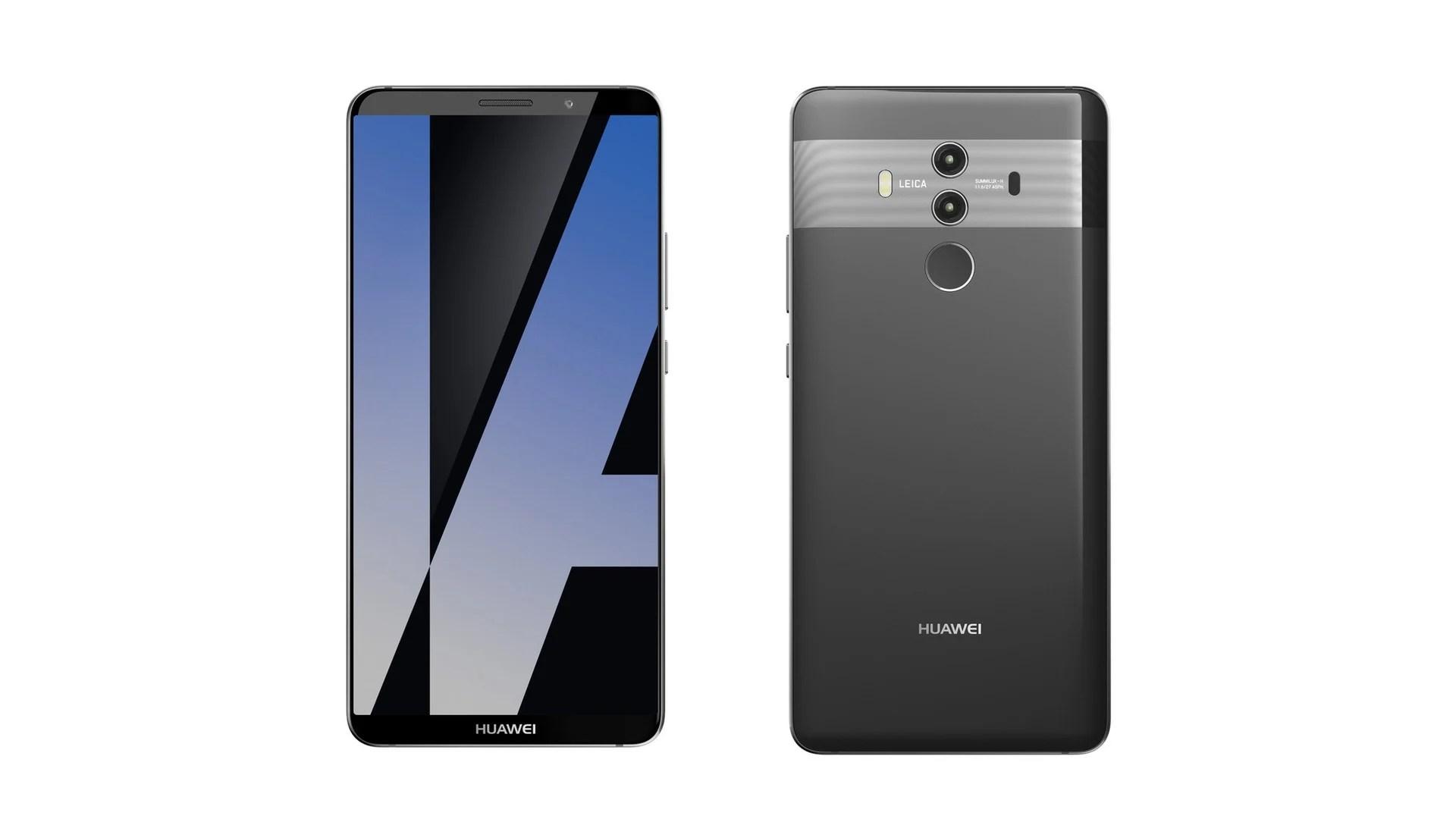 🔥 Bon plan : le Huawei Mate 10 Pro descend à 549 euros