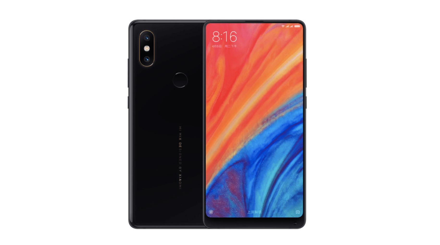 🔥 Bon plan : le Xiaomi Mi Mix 2S dans sa version globale à 339 euros
