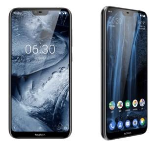 Nokia X6 officialisé en Chine : écran à encoche et double capteur photo à prix abordable