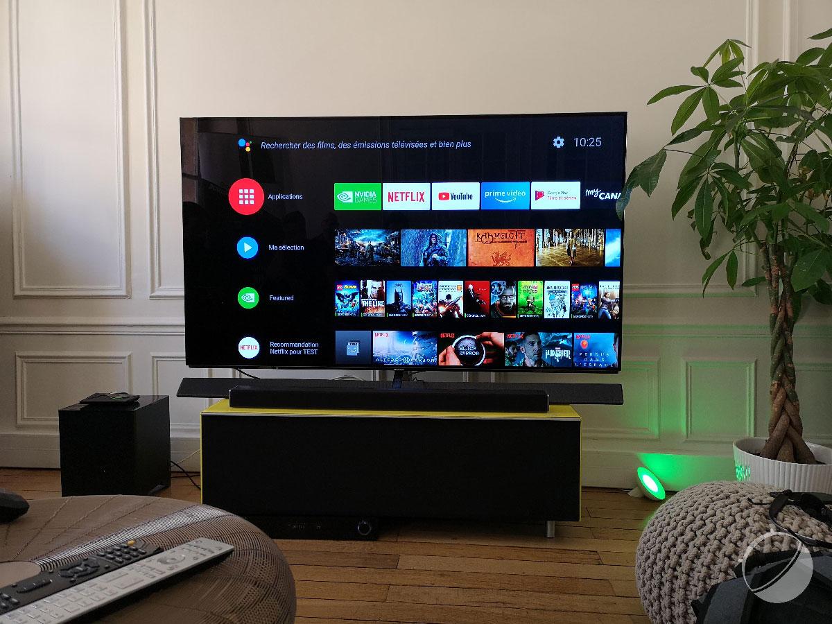 Nvidia Shield TV : la mise à jour Android 8.0 Oreo et sa nouvelle interface se déploie