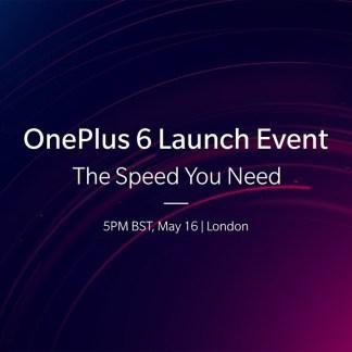 OnePlus 6: comment suivre l'annonce en direct