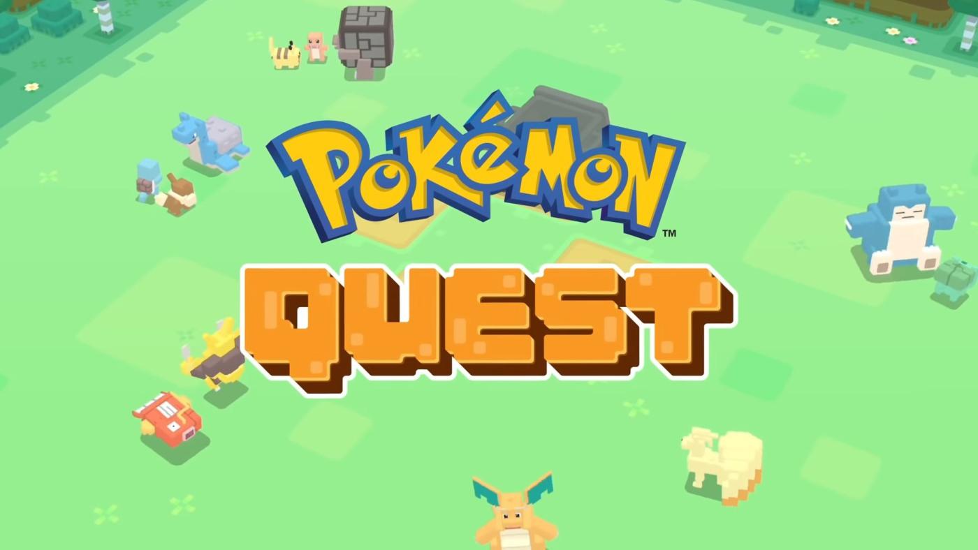 Après Pokémon Go, Pokémon Quest montre à son tour le succès de la licence sur mobile