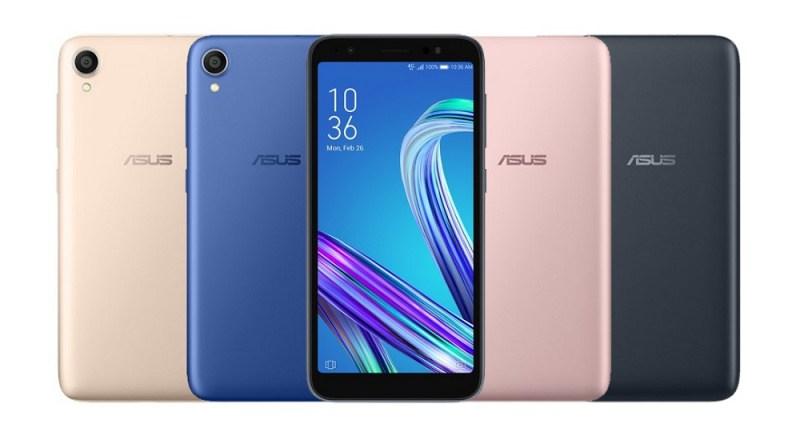 Asus ZenFone Live L1 : de l'Android Go à moins de 100 euros