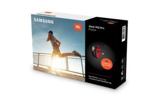 🔥 Bon plan : un pack Samsung Gear Fit2 Pro avec les écouteurs JBL Inspire 500 à 99 euros via ODR