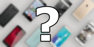 Les 10 smartphones les plus populaires sur FrAndroid (semaine 45)