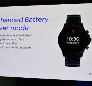 Wear OS : pas de grosse mise à jour mais un mode économie d'énergie bien plus agressif
