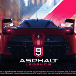 Asphalt 9: Legends est disponible sur Android et iOS : mettez la gomme sans plus attendre