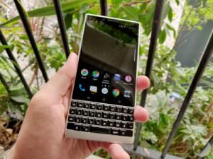 BlackBerry KEY2 officialisé : nos photos et premières impressions
