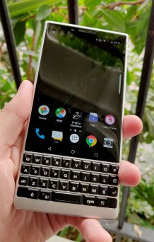 BlackBerry KEY2 officialisé : nos photos et...