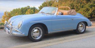 Ô nostalgie : quand la Porsche 356 de 1948 devient électrique en 2018
