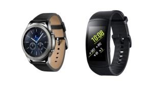 🔥 Bon plan : le Samsung Gear Fit 2 Pro à 99 euros et la Samsung Gear S3 à 249 euros via ODR