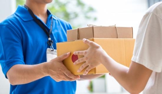 En France, les commandes par Internet pourraient être taxées sur la livraison