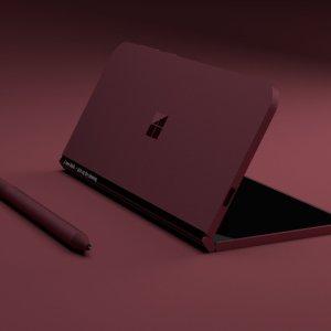 Andromeda : Microsoft tease son Surface Phone à deux écrans OLED de LG Display