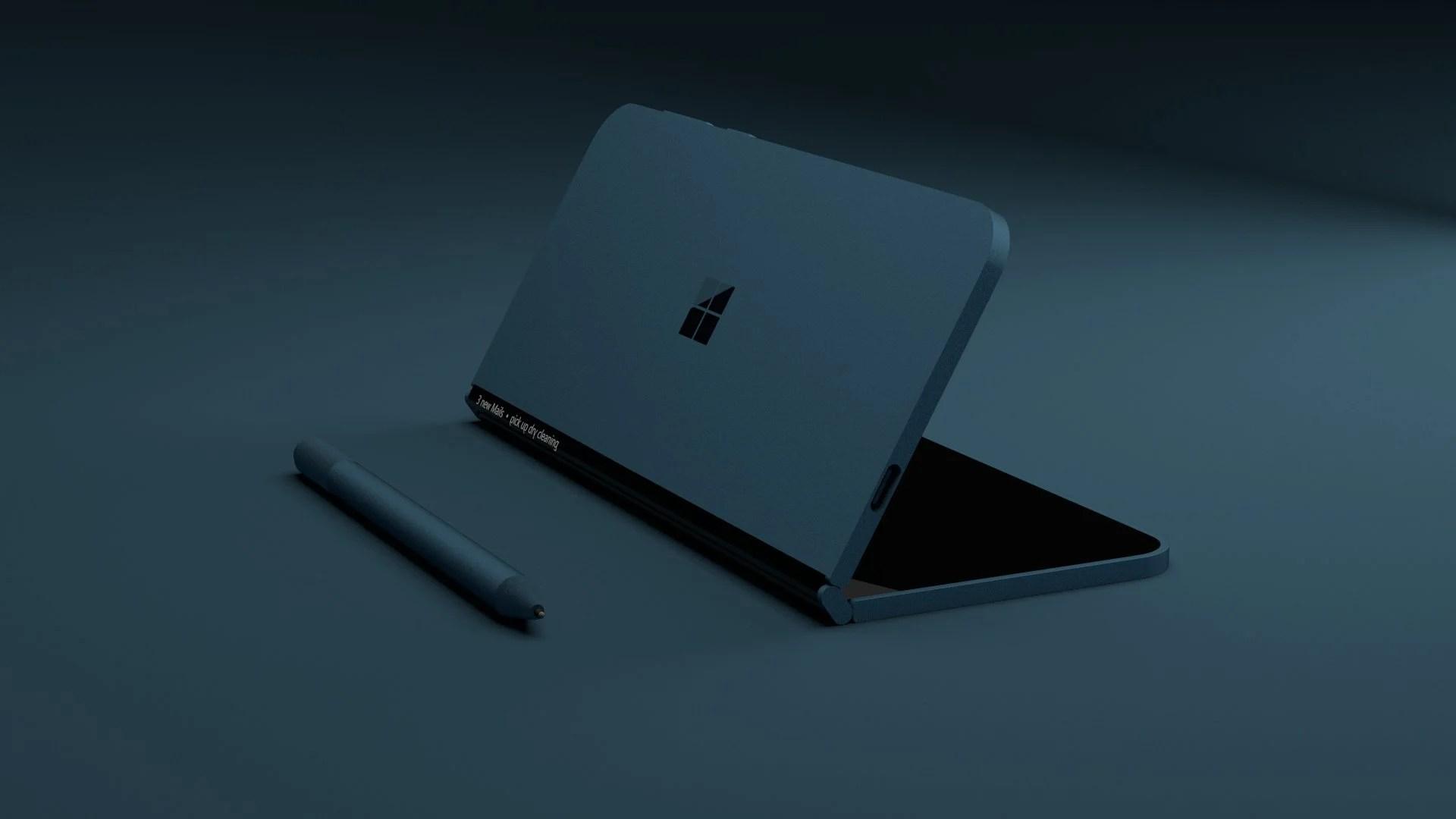 Microsoft Surface Andromeda : le smartphone 2-en-1 sortirait en 2018
