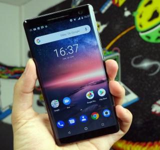 Test du Nokia 8 Sirocco : si beau, si imparfait