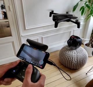 Parrot Anafi 4K : cette bonne alternative aux drones DJI est à moitié prix