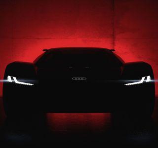 Audi prépare une supercar e-tron électrique