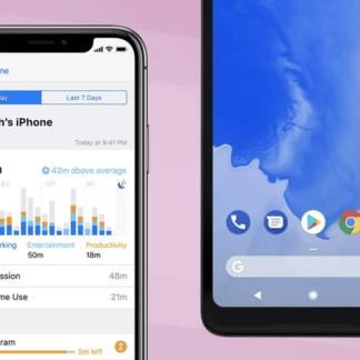 Google et Apple déploient respectivement Android P Beta 3 et iOS 12 Beta 3