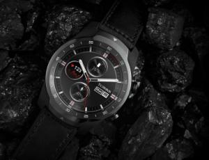 La montre Wear OS à deux écrans avec une autonomie de 30 jours est sortie