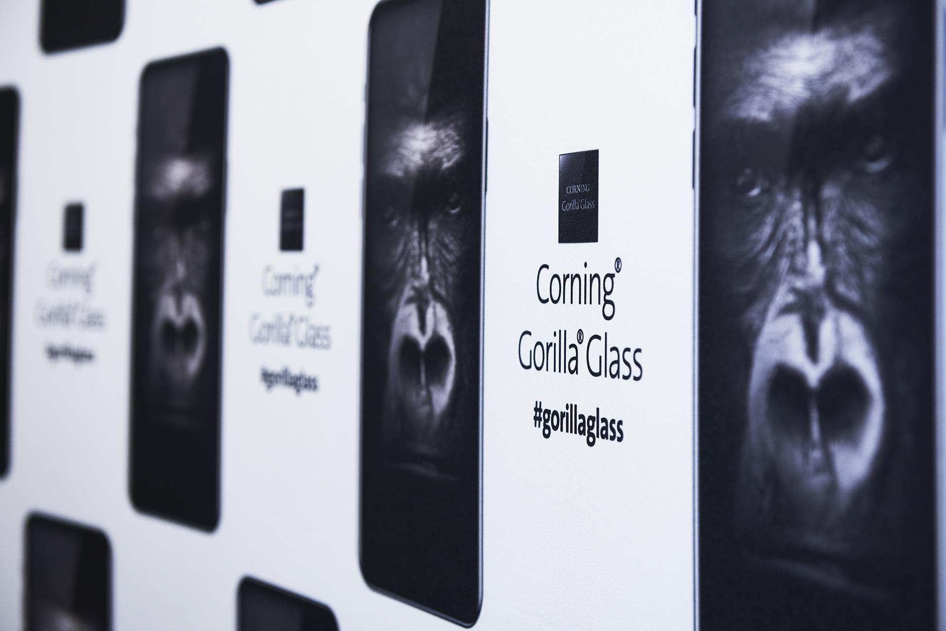Corning Gorilla Glass 6 : votre smartphone résistera mieux aux chutes répétées