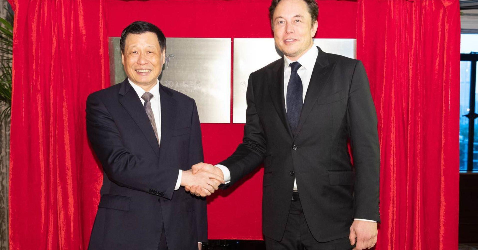 Tesla et la Chine ont signé un accord pour implanter une Gigafactory à Shanghai