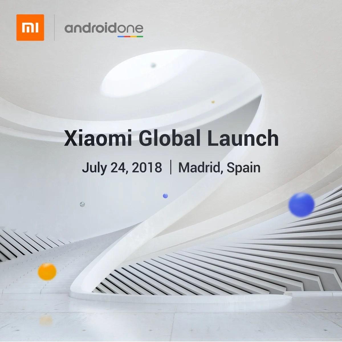 Xiaomi Mi A2 et Mi A2 Lite : comment suivre le lancement en direct