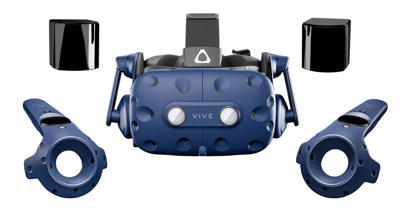 HTC Vive Pro : le kit VR complet désormais disponible, tarifs (très) onéreux au rendez-vous