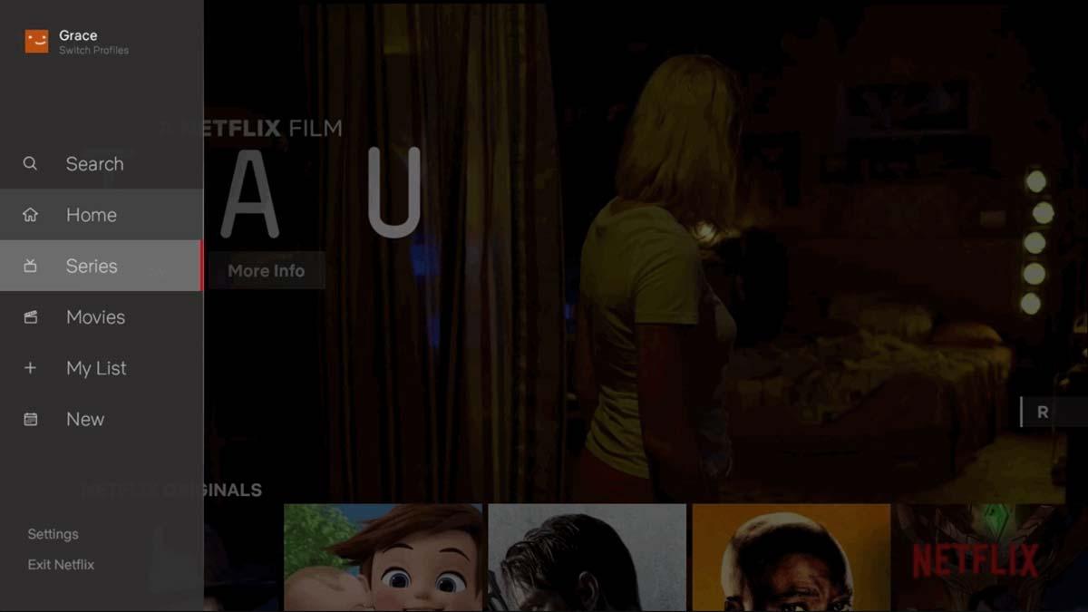 Netflix revoit intégralement son interface sur Android TV, Apple TV et consorts, il était temps
