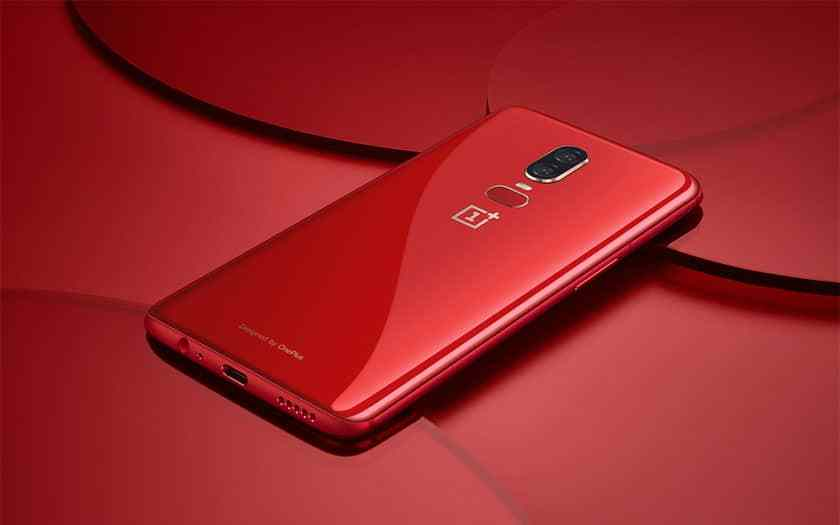 Ces smartphones qui se déclinent en rouge : OnePlus 6 Red, iPhone 8 RED, Xiaomi Mi A1, Honor View 10 et Galaxy S9
