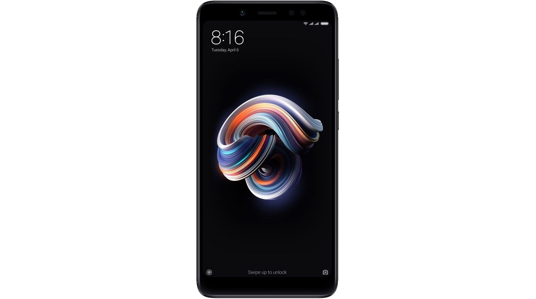 🔥 Bon plan : le Xiaomi Redmi Note 5 64 Go est disponible à 150 euros au lieu de 199