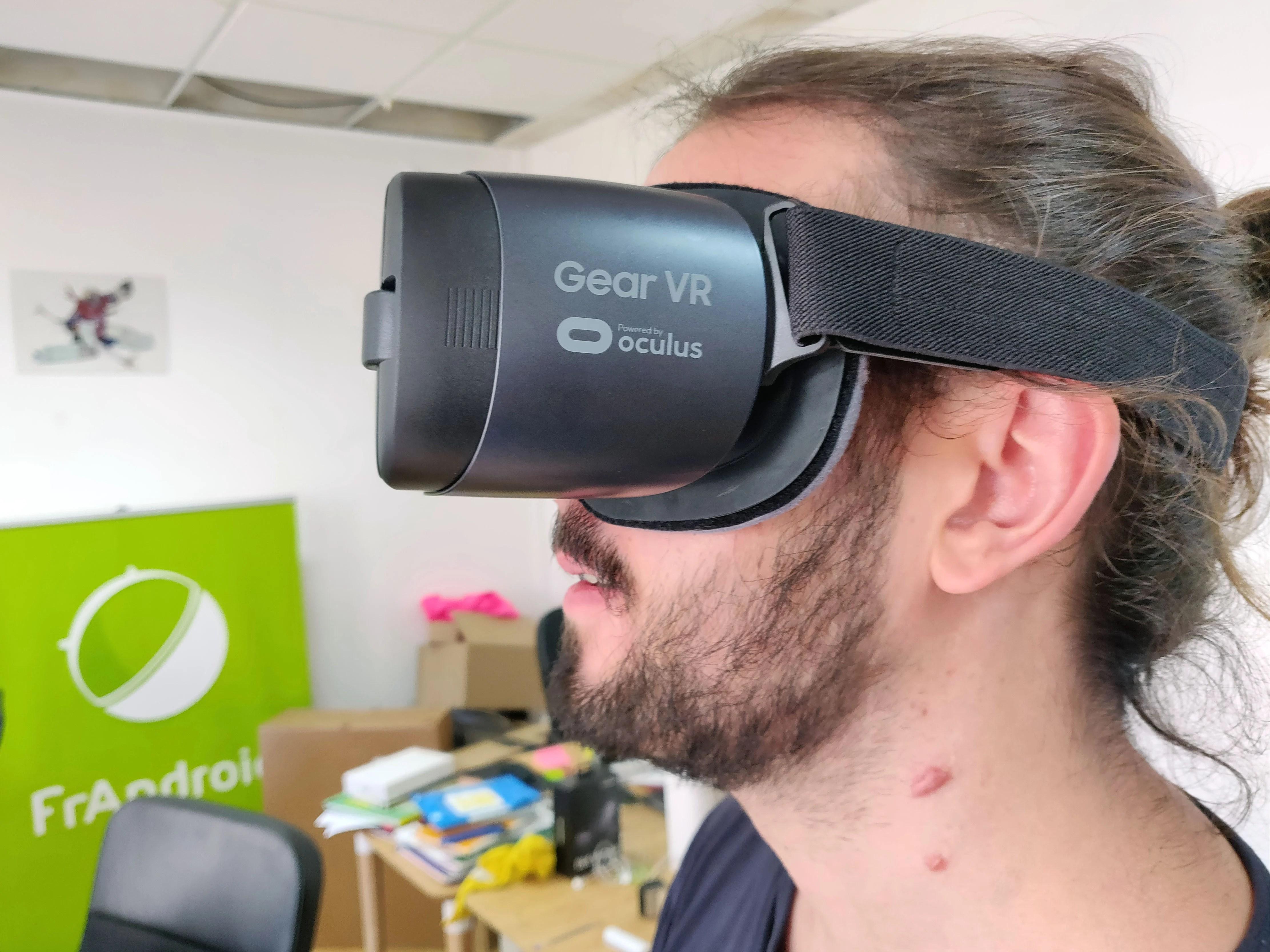 Samsung Gear VR : la liste des smartphones compatibles