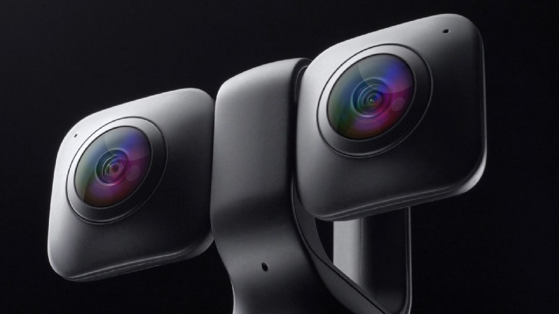 Vuze XR : une caméra innovante pour filmer en 180 et 360 degrés