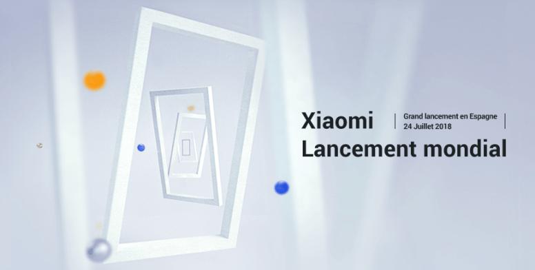 Xiaomi donne rendez-vous fin juillet pour un lancement mondial : le Mi A2, le Mi 8 ou les deux ?