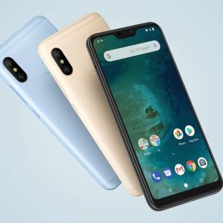 Où acheter le Xiaomi Mi A2 et le Xiaomi Mi A2 Lite au meilleur prix en 2019 ?