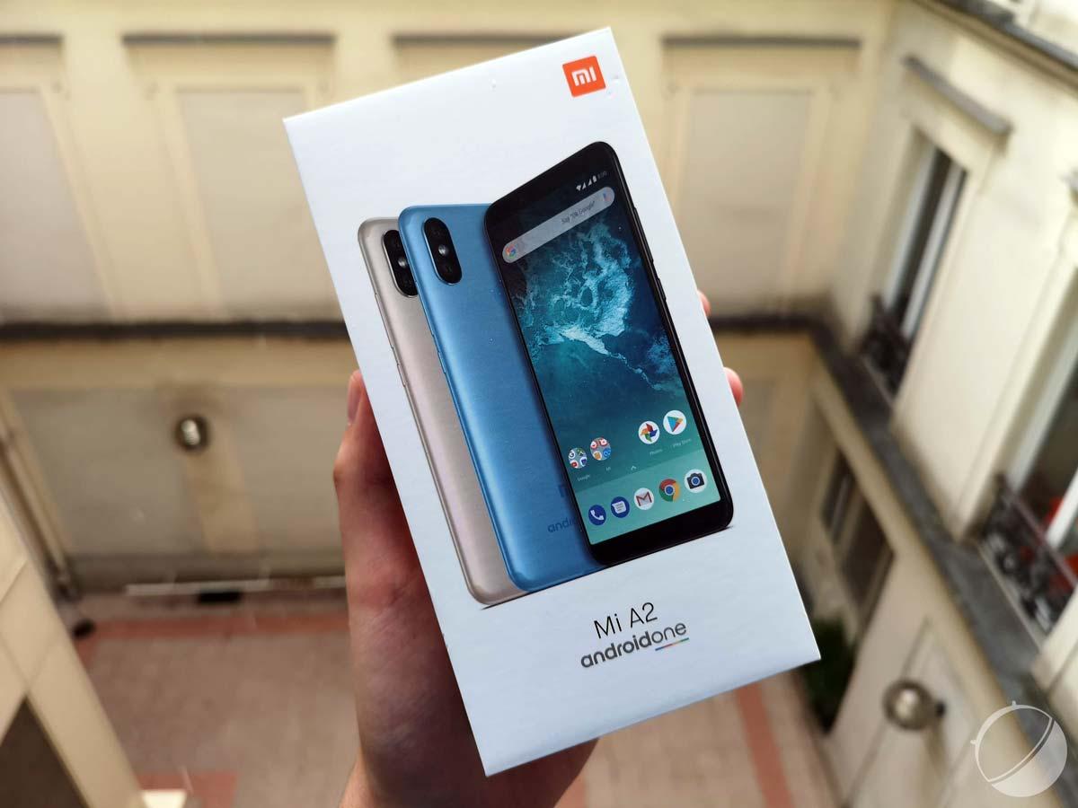 Découvrez notre unboxing du Xiaomi Mi A2 en vidéo