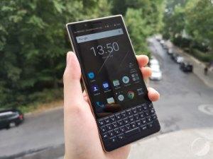 Adieu BlackBerry ? TCL abandonne la marque