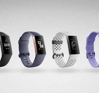 Charge 3 : Fitbit lance son nouveau bracelet avec écran tactile