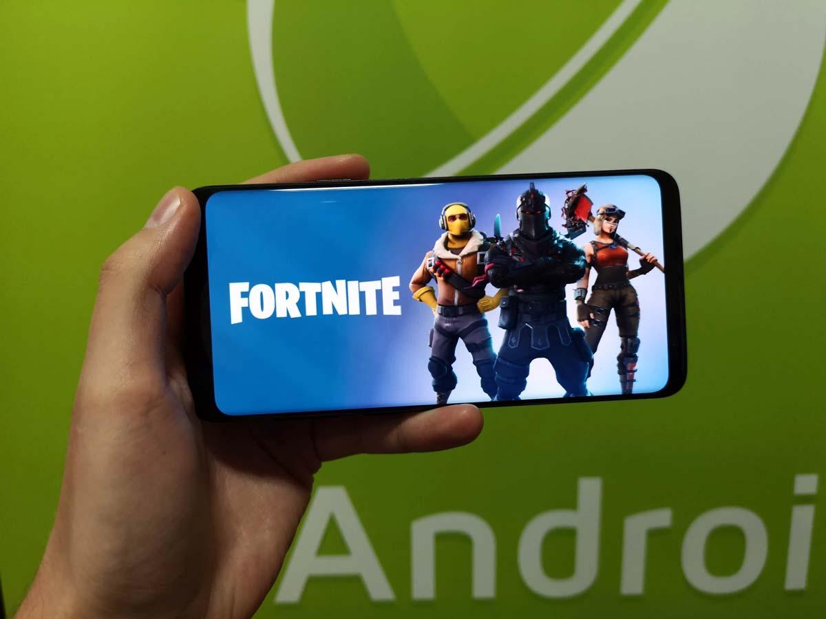 Bienveillant, Fortnite sur Android conseille de désactiver l'installation de sources inconnues