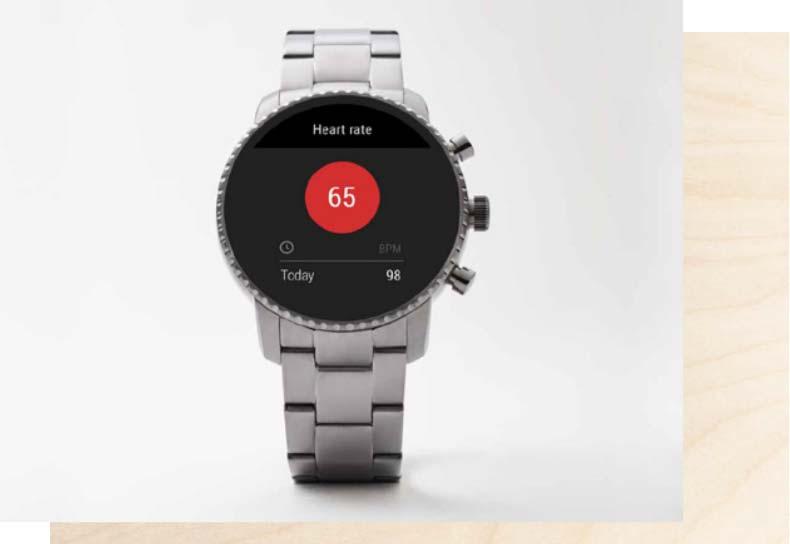 Fossil Q Venture HR et Q Explorist HR : 2 nouvelles montres Wear OS ne faisant aucun sacrifice