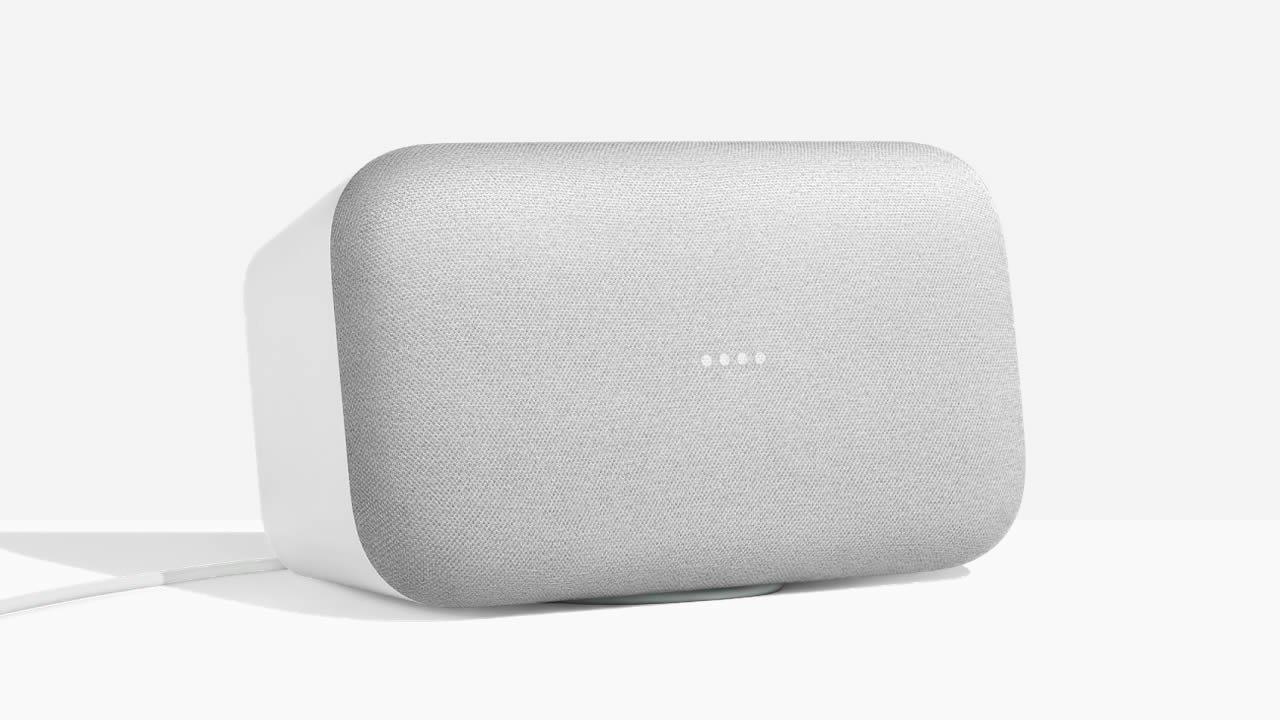 Le Google Home Max est enfin disponible en France à 399 euros, où l'acheter ?