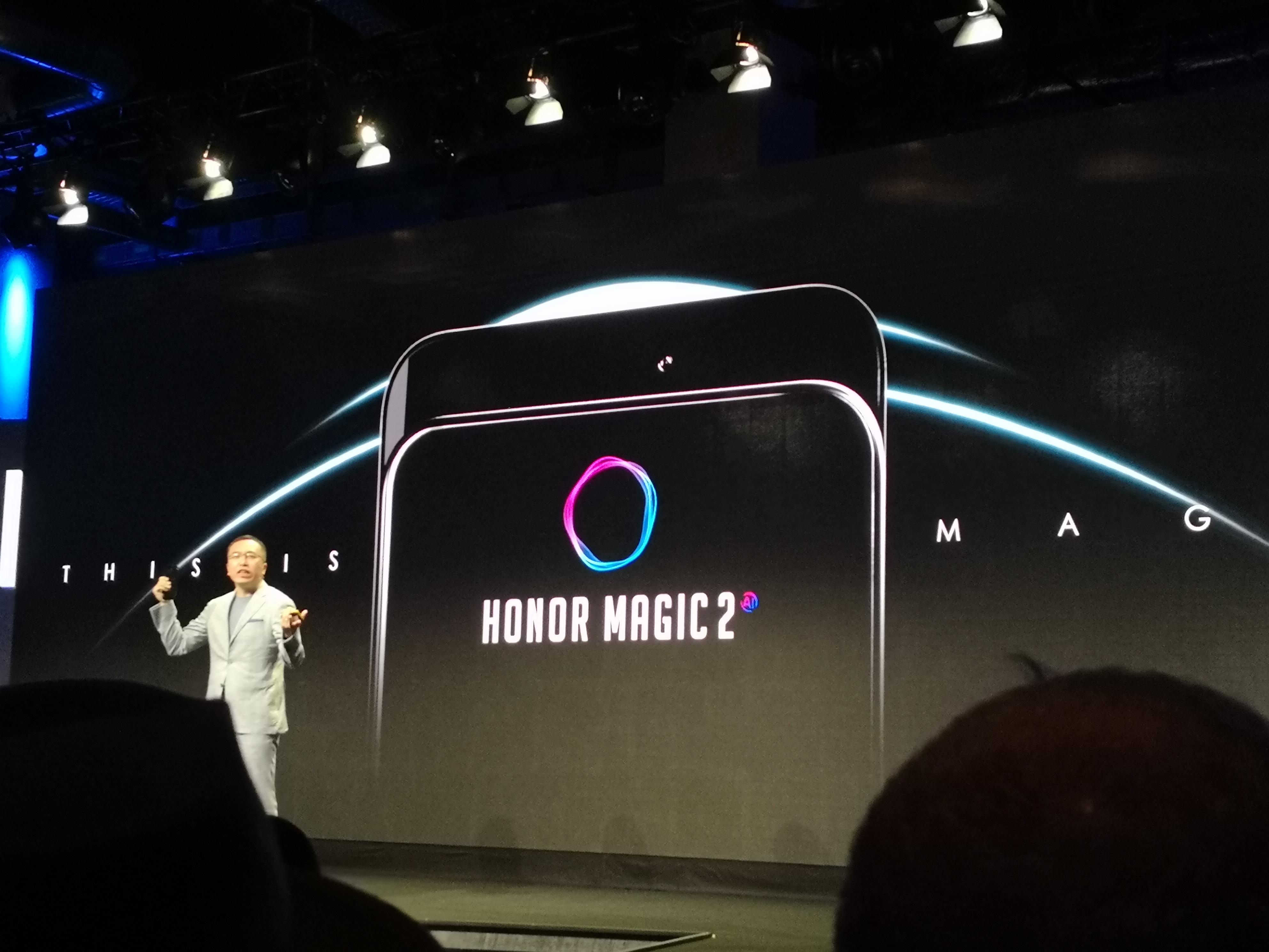 Honor tease son Magic 2 et son design en slider avec une nouvelle vidéo